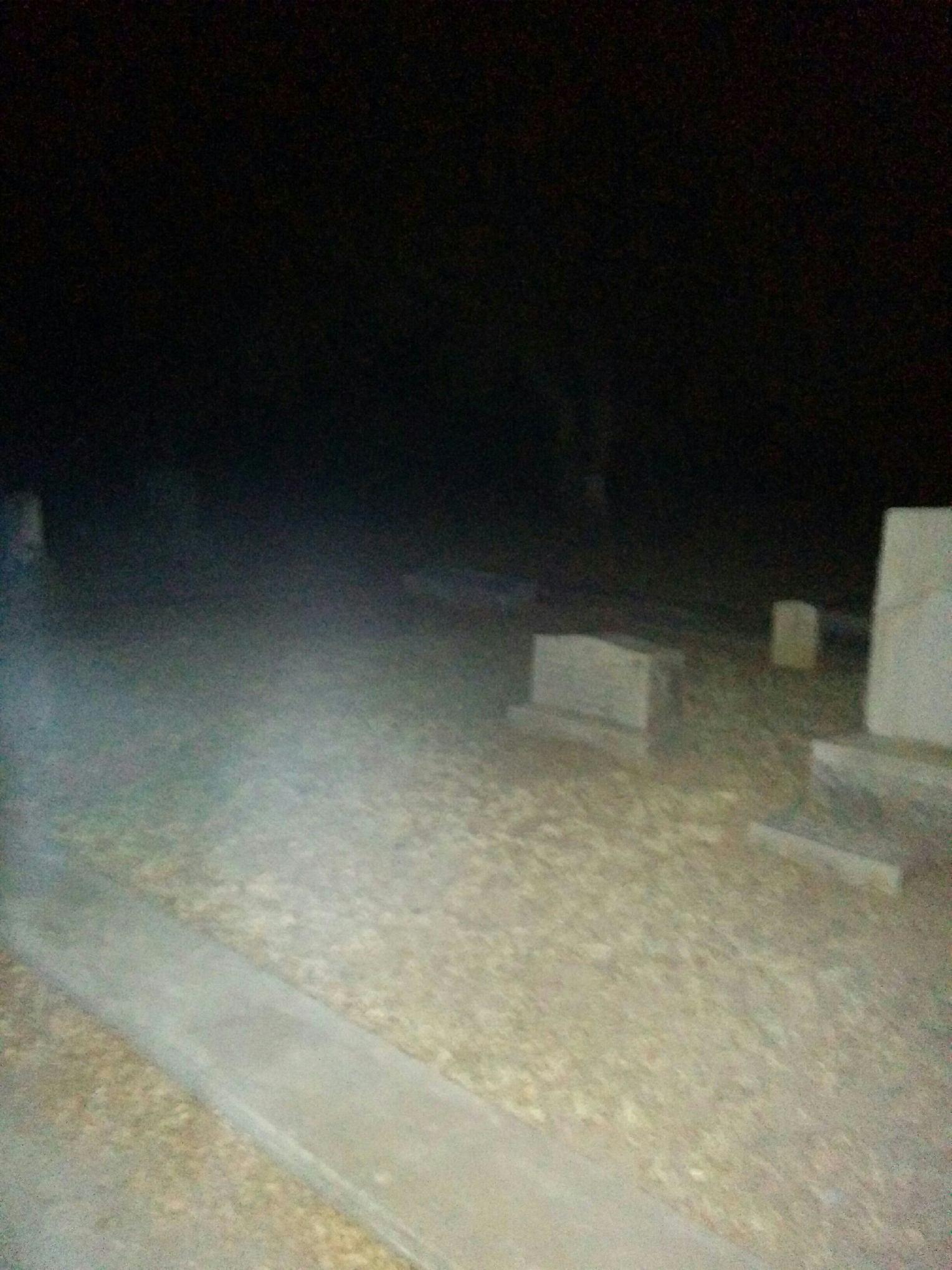 Cemetery Mist