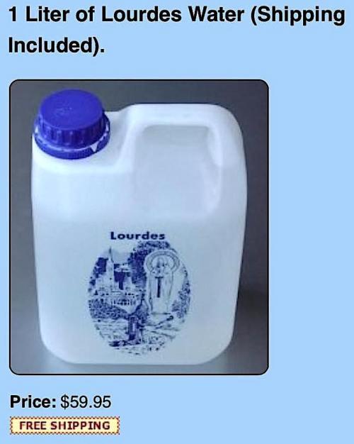 liter of lourdes